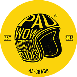 Logo PAU WOW Motorcycle Rides 250x250